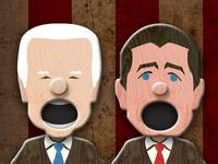 Face-to-Face Race (Biden/Ryan)