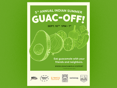Indian Summer GUAC-OFF
