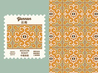 Yunnan Roast Pattern