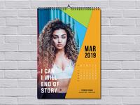 Fitness Calendar 2019