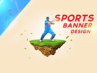 Sports Banner Tutorial