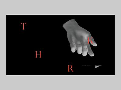 Landing animation concept motion layout concept website webdesign minimal portfolio type design animation