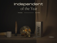 Awwwards – Independent Of The Year 2018