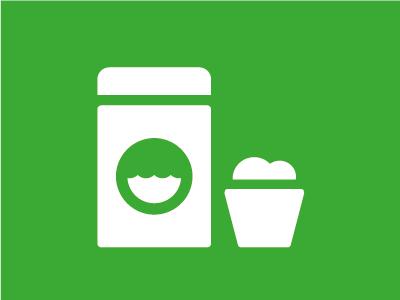 The Laundry pictogram icon