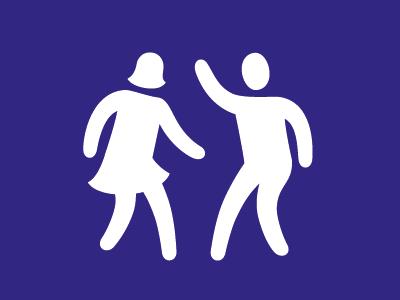 Tanzen dance tanzen pictogram icon
