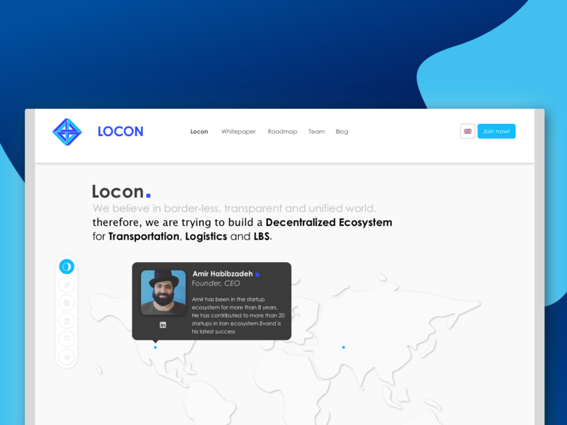 Locon Istanbul Event Landing decentralize decentralization cryptocurrency ico blockchain