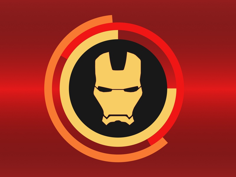 Iron Man Mask avengers endgame jarvis marvel hero tony stark loveyou3000 avengers branding robert downey jr figmadesign figma