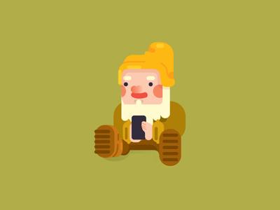 Seven dwarf