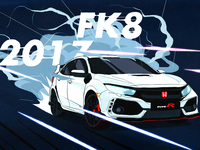Honda Civic Type R- From Nürburgring To Your Neighbourhood