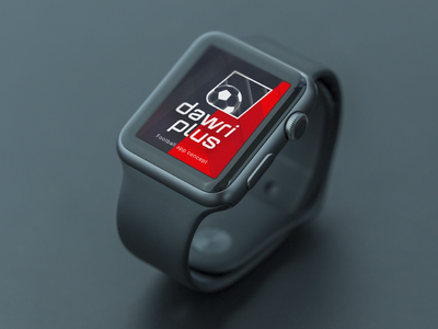 Dawri Plus iWatch concept