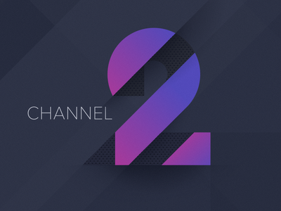 Logotype for TV Brand.