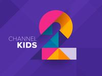 Logotype for TV Brand.