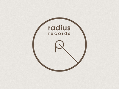Radius Records Logotype