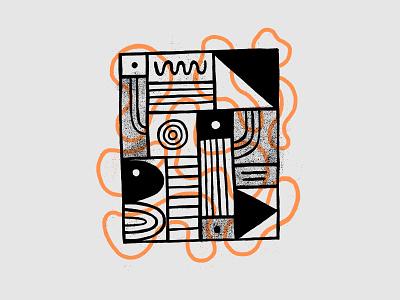 Untitled 01 - iPad Illustration doodle adobe fresco drawing design illustration