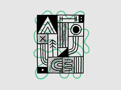 Untitled 02 - iPad Illustration adobe fresco doodle design drawing illustration