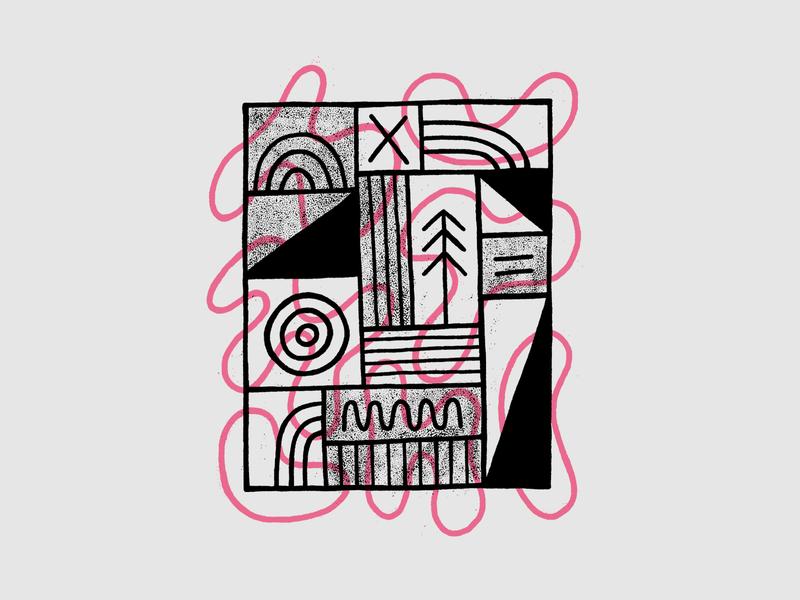 Untitled 03 - iPad Illustration adobe fresco doodle design drawing illustration