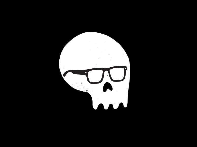 Groom's Skull wedding icon skull vector design doodle drawing illustration