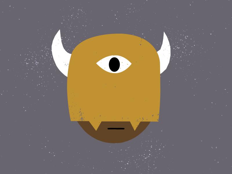 Monster Mask monster art design vector illustration drawing halloween