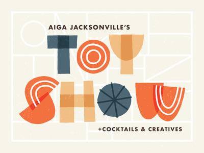 AIGA Jacksonville Toy Show