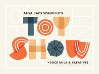 AIGA Jacksonville Toy Show