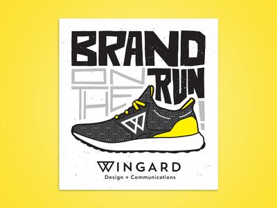 Brand on the Run