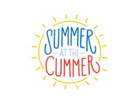 Summer At The Cummer Logo & Campaign