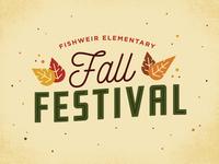 Fishweir Fall Festival Logo
