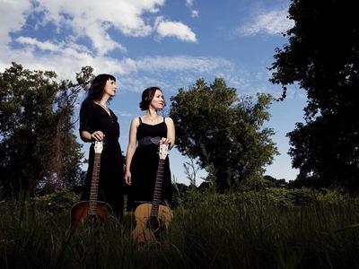 Liz Simmons & Hannah Sanders