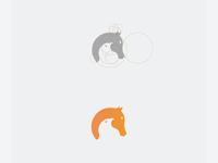 horse & Bird logo