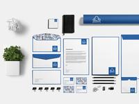 Mukalla city  brand stationary