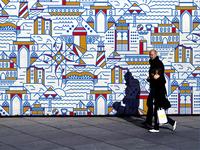 Pattern Mukalla city Brand