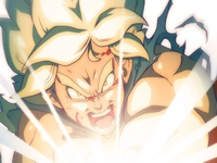 Goku color