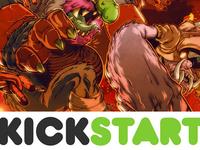 Comic Kickstarter
