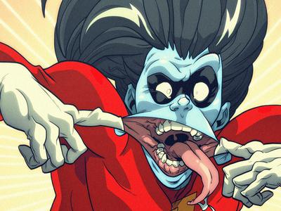 Freakazoid! batman cartoon comics superhero comic book manga anime animation draw sketch illustration freakazoid