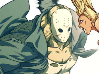 Friday the 13th comics superhero comic book concept art character design manga anime jason voorhees friday the 13th