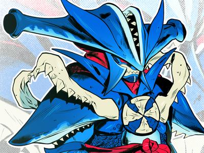 Shogun Shark