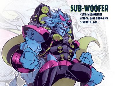 Sub-Woofer