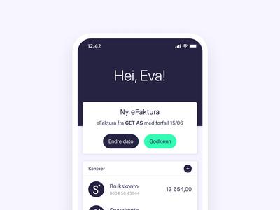 Banking App • Components graph savings redesign figma cards budget ui illustraion design app design finance app fintech banking app banking finance minimalism minimal branding app