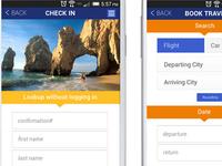 Southwest Airlines Proposed App Redesign mobile design app ux ui