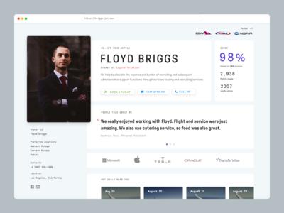 Broker's Profile