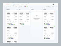 Kanban for Private aviation brokers