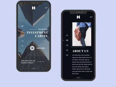 Investment cartel mobile