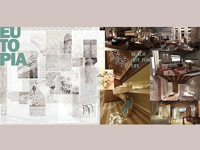 Module's Office Brochure photo manipulation design collage maker graphic design collage art