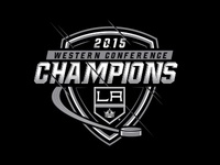 NHL Western Conference Champions