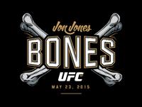 UFC187 Bones Jones