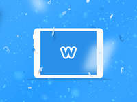 Confetti & Weebly confetti weebly ipad app mobile website design