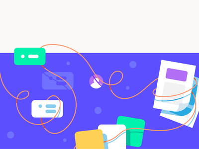 Threads Onboarding threads onboarding illustration metalab product messaging ux ui