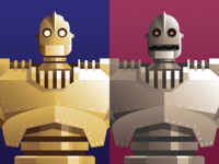 Iron Giant Backers