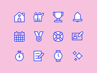 WEconnect Icons