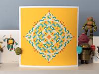 Symmetry Print